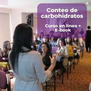 Curso de conteo de carbohidratos online