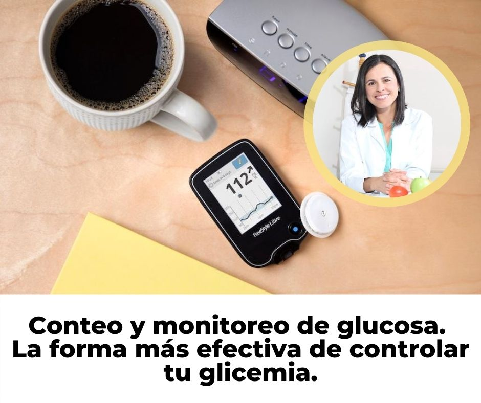Monitoreo de glucosa