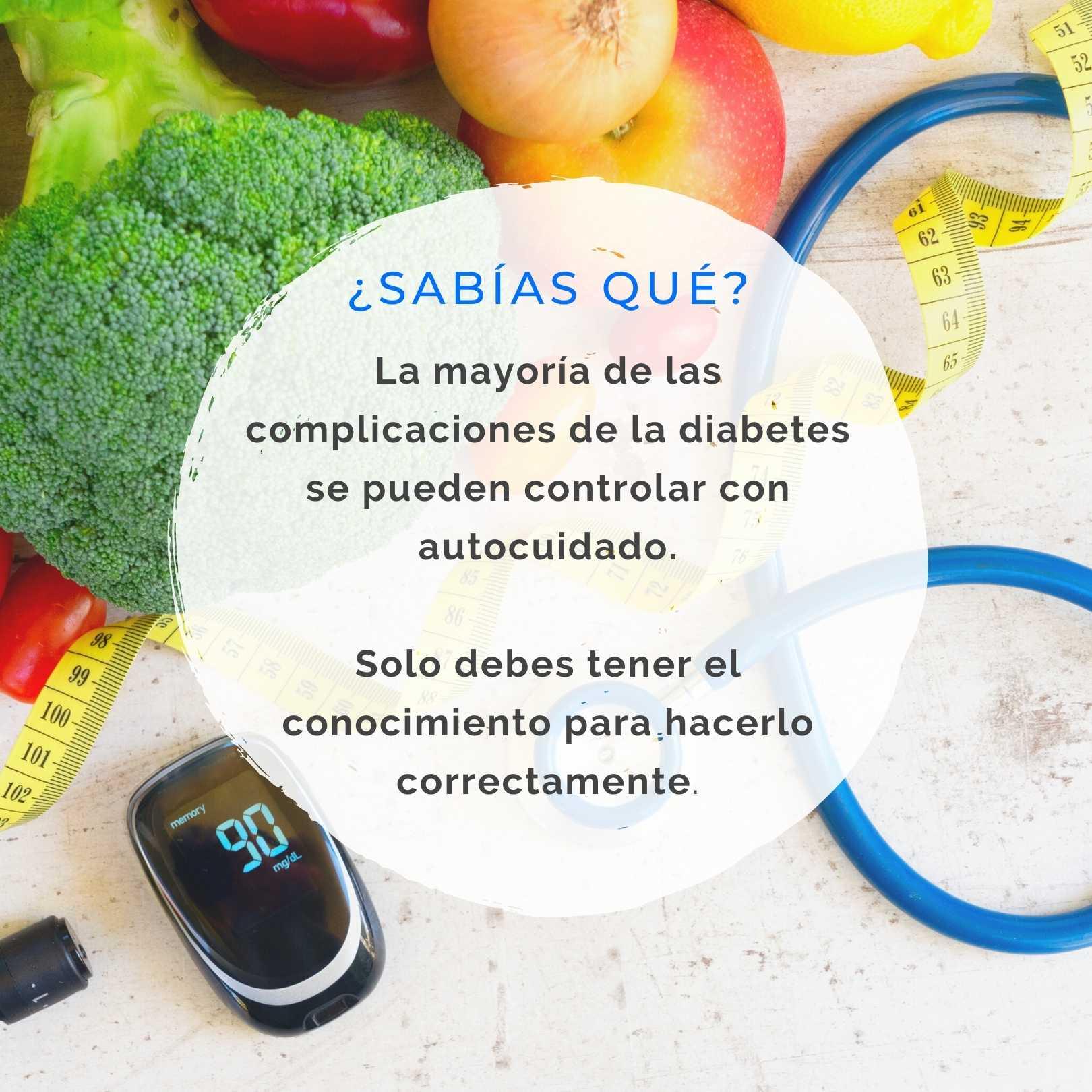 Diabetes en niños Curso para padres